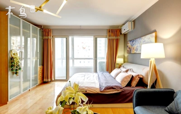 地铁房 双井富力城舒适一居室可长租