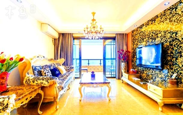 大东海金茂 豪华高端欧海景套房三室2厅