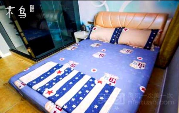 近武汉火车站 | 近欢乐谷武汉火车站青年公寓舒适大床房