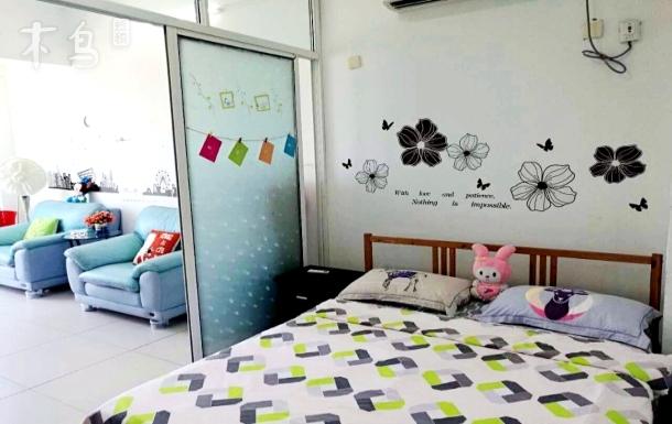 滴水湖临港大学城浦东机场  星光投影一室一厅套房