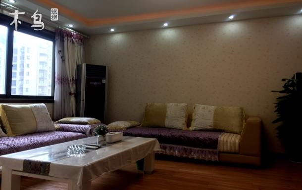 欢乐谷川师影视学院现代简约两居室