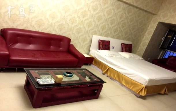 紧邻海河 南市食品街 古文化街 大悦城浪漫圆床房