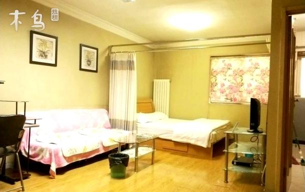 天坛医院/北京蒲黄榆一室温馨大床房
