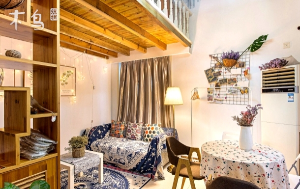 圣诞主题房,杭州西湖 南宋御街 独栋民房两居室