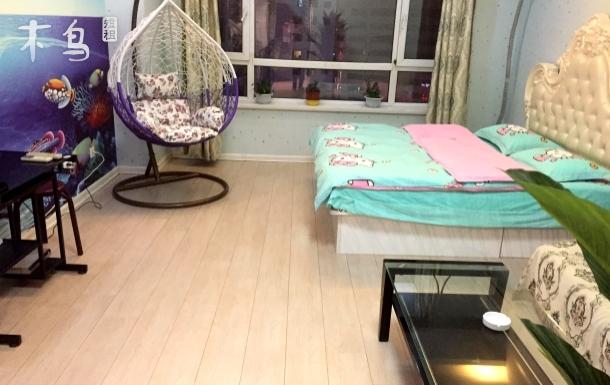 太原街万达海上风格世界一室公寓