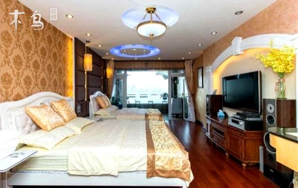 大梅沙海世界一线海景温馨 一居室