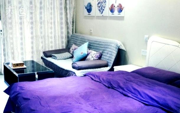 世茂广场世茂新界浪漫满屋欧式风格大床房