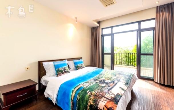 亚龙湾雨林氧吧二卧室一厅轻奢度假套房