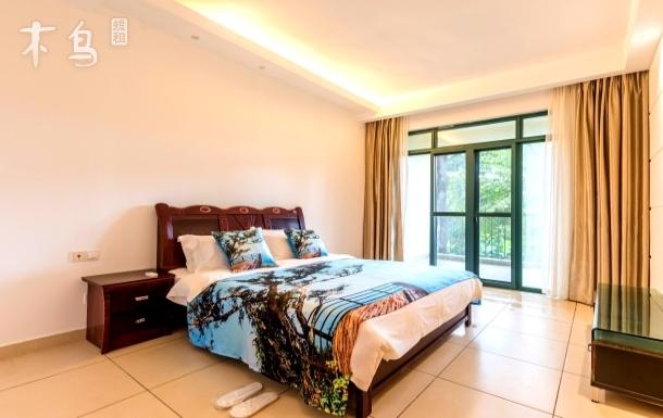 亚龙湾热带雨林二卧室一厅豪华度假套房