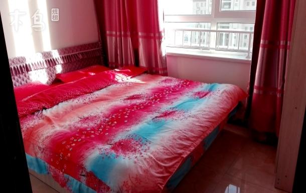 新工业大学东门可洗衣温馨大床房