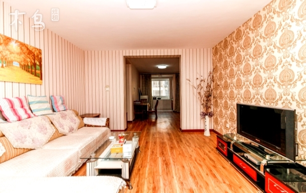 紧邻月季园鸽子窝近海公寓 两室两厅单卫A户型