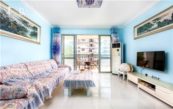 大东海豪华装修四房两厅带麻将机,可做饭