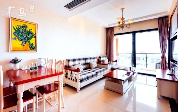 三亚海棠湾 福湾度假公寓 豪华海景一室一厅