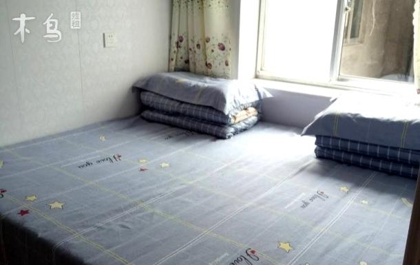 东楮岛村百年历史的海草房三居室
