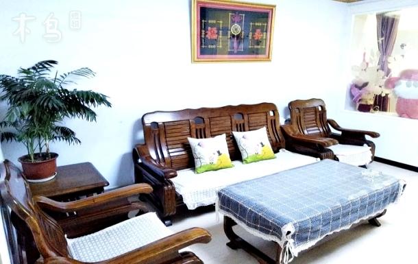 避暑山庄一墙之隔干净整洁两居室