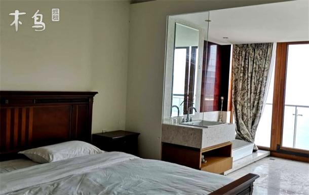 三亚半山半岛3期 全海景三房二厅两卫 中央空调 带浴缸 高端休闲度假首选