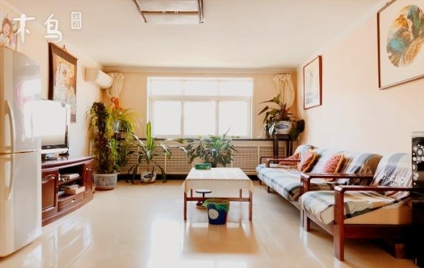 北戴河薄荷清凉三室一厅家庭公寓