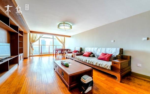 途乐·金石国际豪华海景双层大床套房