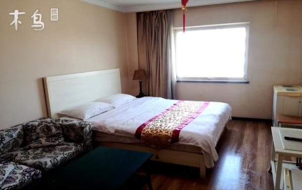 维多利亚海湾公寓  豪华大床观景房
