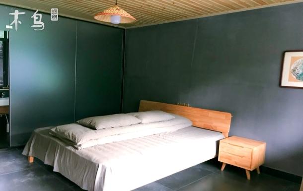 天目大峡谷风景区附近特色大床房