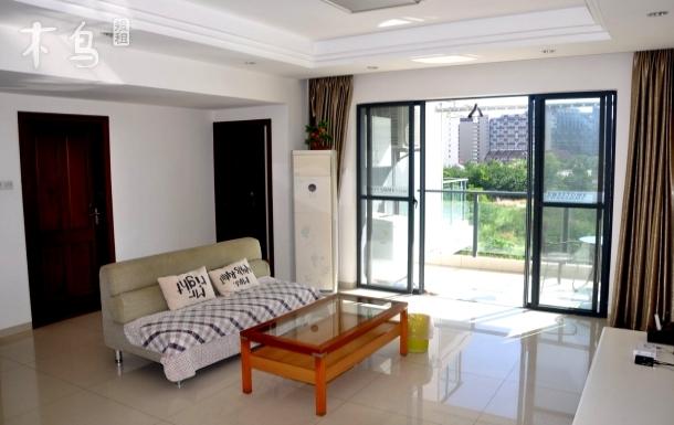 三亚湾椰梦长廊三卧室一厅套房