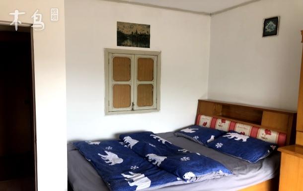山塘街石路旁温馨大床房