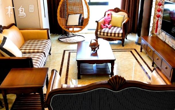 碧江复式全落地式房间+开放式厨房+大菜园三室