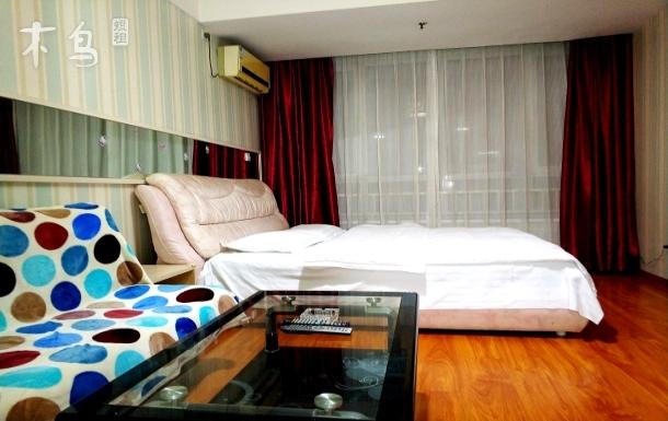 青岛市北区万达舒适大床房