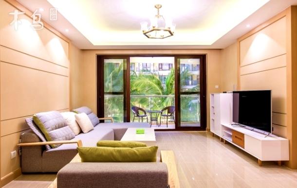 亚龙湾环院泳池三居室洋房
