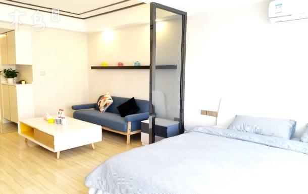 誉峰遇见小清新、温馨、舒适一居室