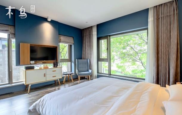 毗邻西溪国家湿地公园悠闲大床房
