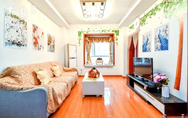 后湖街道兴业南路,天伦我的寓所温馨两居室