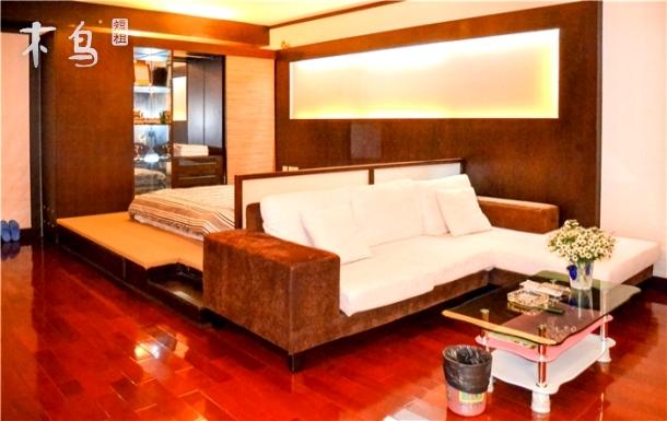 深圳万象城对面豪华榻榻米大床房