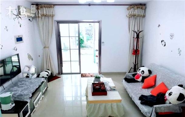 青城山 熊猫屋 两居室