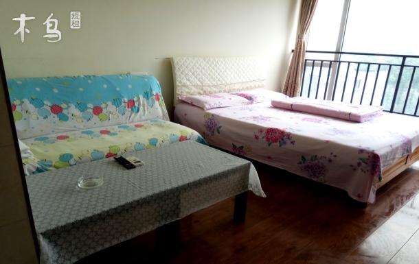 近武侯祠锦里浣花溪 地铁七号线 公寓 舒适大床房