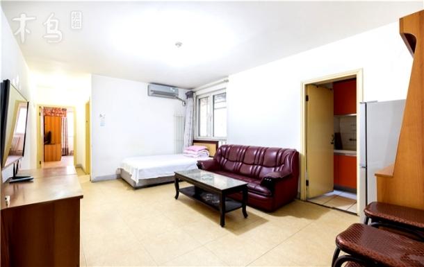 北京有缘公寓肿瘤医院和地铁旁有中家的感觉 两居室