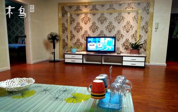 中央电视台影视城温馨三居室