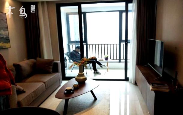 花样年CEO公寓全新温馨一居室