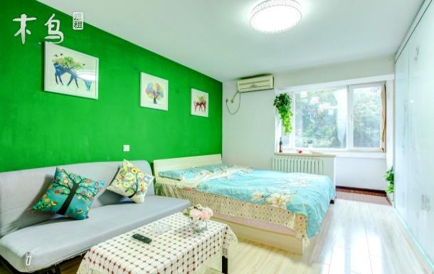 北京西站天安门电力医院儿童医院温馨大床房