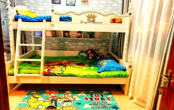 (玩具总动员)上海迪士尼乐园、野生动物园附近上海迪士尼双床(分店)