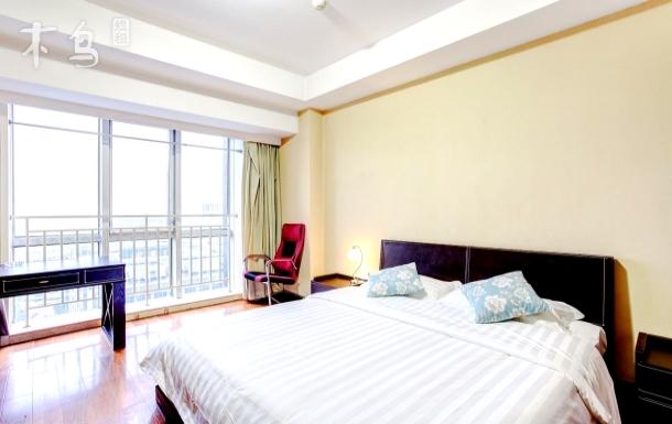 百度联想总部西二旗辉煌国际阳光大床房