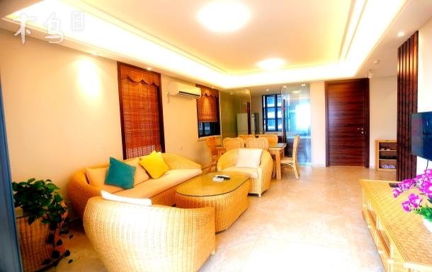 三亚湾 海景两室一厅
