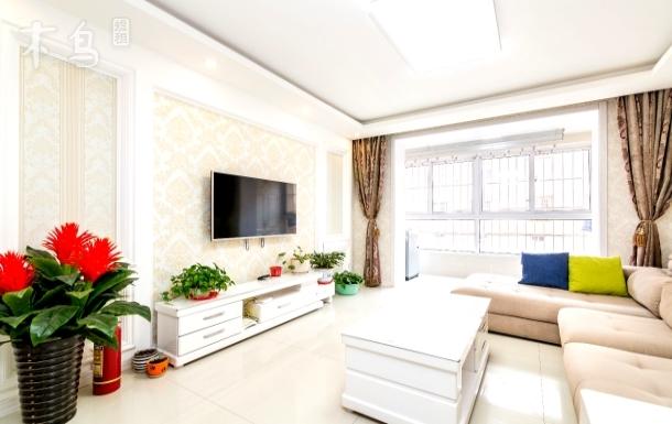 梦之海唯美两居室近海度假公寓