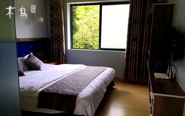 马坪村环境优美大床房