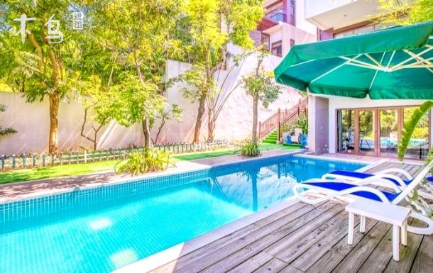 亚龙湾独栋泳池别墅