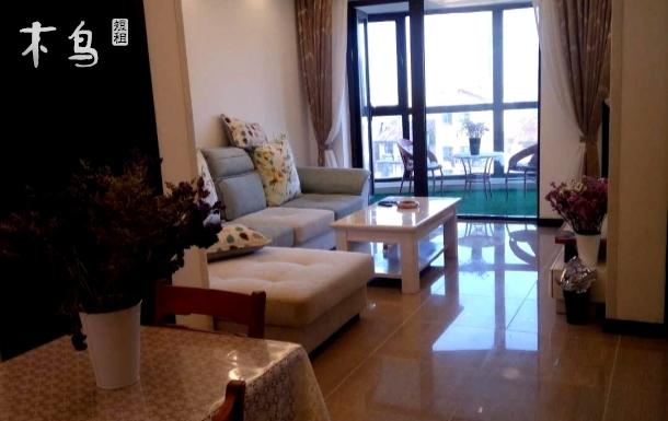 金沙滩欧洲风情山海湾  精装海景公寓