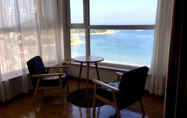 国际海水浴场绝美海景超大2卧观海阳台邻山大哈工大