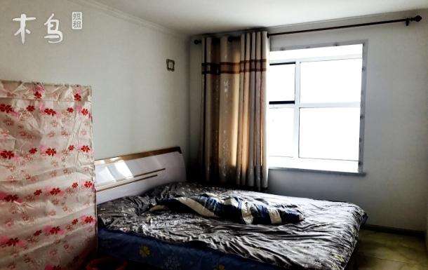 火车站附近公寓短租温馨一居室