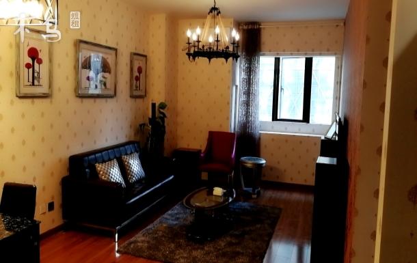 凯德天府、欧尚、凯德广场现代温馨两居室