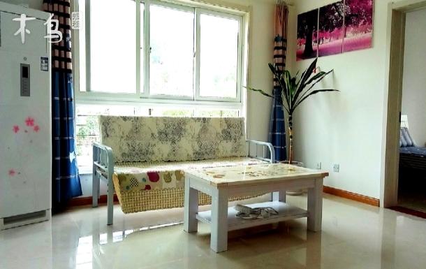 山海福居--近刘公岛全明温馨空调两居室